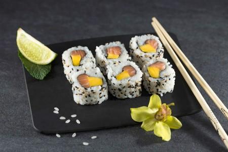 Saumon Mango