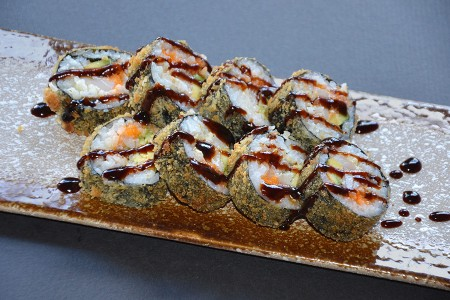 Crispy Roll - Futomaki